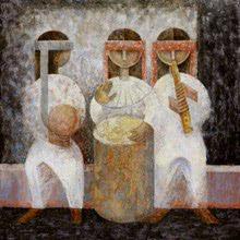 Músicos Tarahumaras