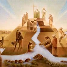 The Eucharist, Source & Summit